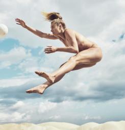 April Ross, Beach Volleyball